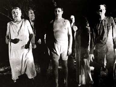 1968 Zombies (Image US.Public domain:Night of the Living Dead:commons.wikimedia.org