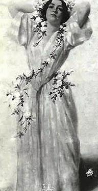 Apollonie Abatier by Vincent Vidal (1822-1887. US public domain as expired copyright)