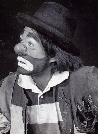 Chuchin the Clown. (Public domain. Mizrraim:commons.wikimedia.org)