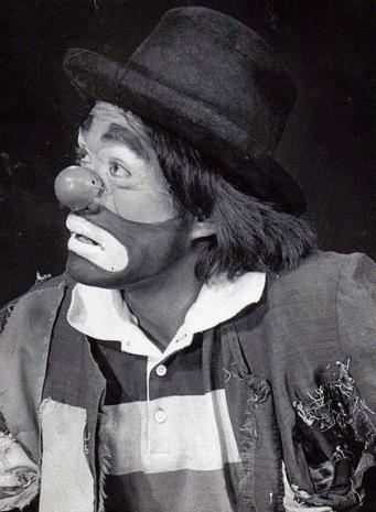 Chuchin the Clown. (Public domain. Mizrraim:commons.wikimedia.org)