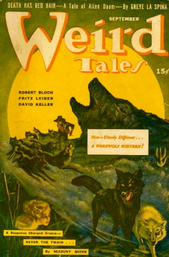 Cover of Weird Tales, Sept. 1942 (US Public domaincopyright not renewed. Commons.wikimedia.org)