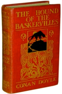 Hound of Baskervilles cover (Image. Prior to 1:1:1923.US Public domain:commons.wikimedia.org)