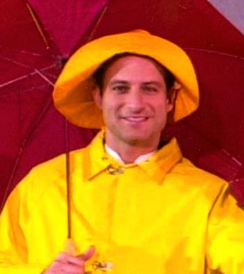 "Michael Gruber ""Singing in the Rain"" (Public domain. KAtmeow.commons.wikimedia.org)"