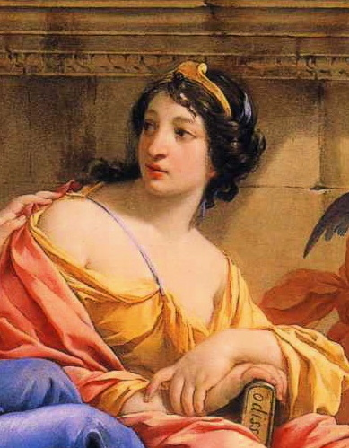 The Muse Calliope by Vouet, 1634 (US public domain: expired copyright/ commons.wikimedia.org)