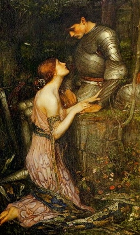 "Waterhouse.1905 ""Lamia""(Public domain image, expired copyright/commons.wikimedia.org)"