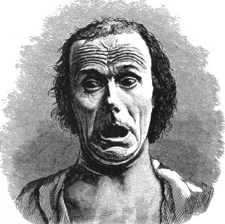 You have got to be kidding - it took this long? Image from Darwin's Expressions of Emotions of Man and Animals, 1872 (Public domain image expired copyright / commons.wikimedia.org)