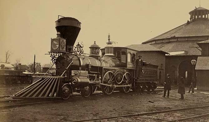 "Паровоз ""Абрам Рабинович"" - [ГОТОВО] Steam-locomotive-1862-image-flickr-2009commons-wikimedia-org"
