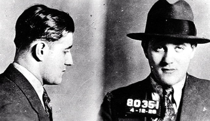 Tough guys all look the same? (1928 Mugshot mobster Bugsy Siegel. NYPD.US public domain: publication date/No copyright notice/ Commons.wikimedia.org)