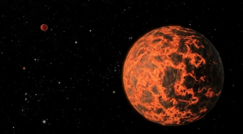 (NASA Spitzer Space Telescope: exoplanet UCF-1.01.NASA:Public domain: Created by NASA fed. agency/Commons.wikimedia.org)