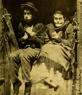 "1917 vintage film ""Tillie Wakes Up""/Moving Picture World:World Film.Corp/US PD:pub.date/Commons.wikimedia.org)"