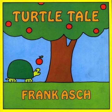 The sky is falling? Life is difficult, but easier is you do what a wise turtle would do....(Frank Asch book cover/Amazon.com)