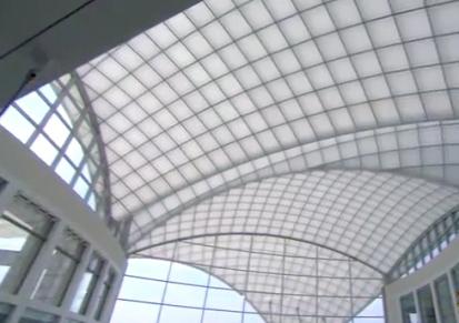 Institute of Peace. Washington, DC. Moshe Safdie. CBS Sunday Morning/YouTube screenshot