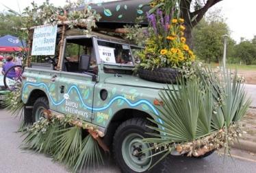 Bayou car. (CHristine DiStadio/khou.com