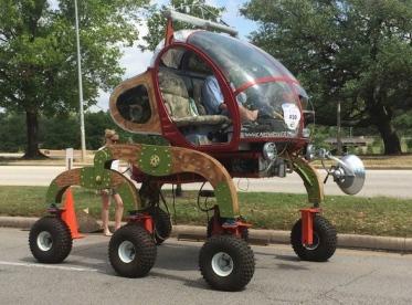 Earth rover (Christine DiStadio/khou.com