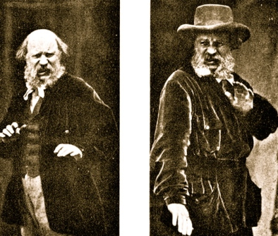 "1872. Rejlander.Darwin's ""Expression of Emotions in Man and Animal""/US PD:pub.date/Commons.wikimedia.org)"