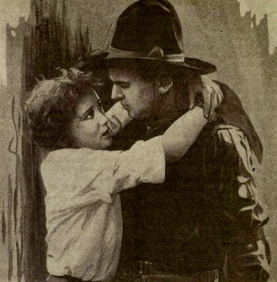 "Vintage western couple.1916. ""Coyote o' The Rio Grande"". OVerland Monthly./USPD:pub.date/Commons.wikimedia.org)"