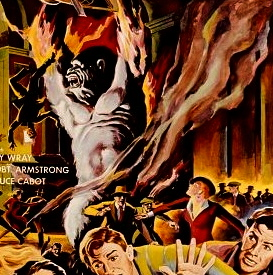 King Kong. 1933 movie poster.USPD.pub.date:Commons.wikimedia.org)
