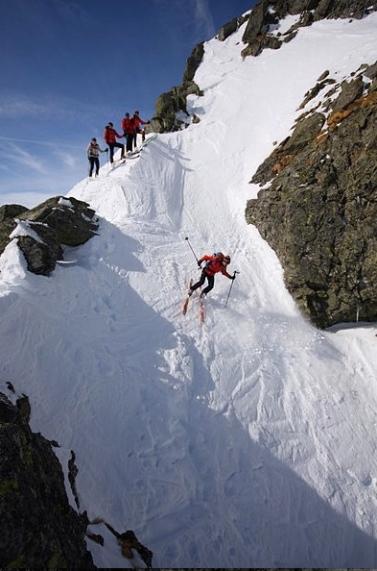 2010 Extreme skiers.Ewald Gabardi/ Commons.wikimedia.org