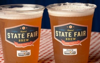 State fair beer. Kevin Brown/ State Fair of Texas