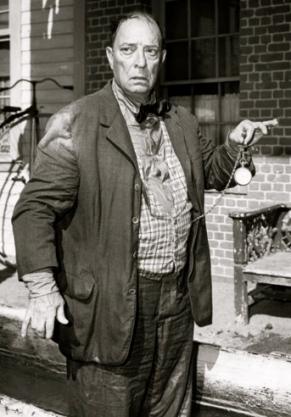 (1961.Buster Keaton/Twilight Zone.CBS pub.photo/US PD: pub.date/Commons.wikimedia.org