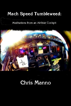 Chris Manno's book. 25 essays about air travel and planes form a pilot's view