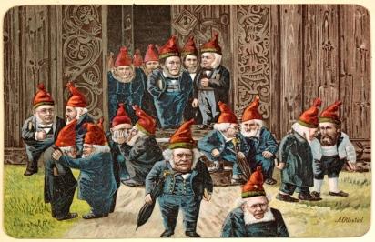 Elves.1895 postcard.Kunster/Eier/Nat.Lib.of Norway/Commons.wikimedia.org