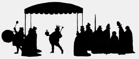 """""""Emperor's new clothes"""".Andersen's fairy tales/ill.Robinson:1913/USPD:Pub.date/Commons.wikimedia.org"""