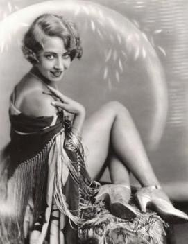 1920's.Doris Travis/ Ziegfeld Follies era/ USPD.pub.date:Commons.wikimedia.org)
