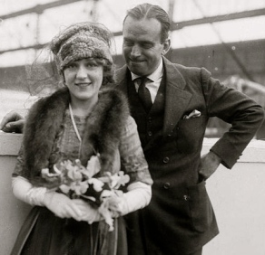 elegant couple from the  1920's (Fairbanks. and Mary.Pickford.Bains News Service/LOC/USPD.pub.date/Commons.wikimedia.org)