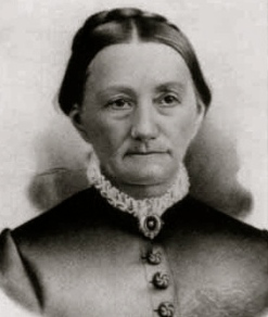 German immigrant, Betty Holekamp, arrived in Texas in the early 1800's (USPD.pub.date/Commons.wikimedia.org)