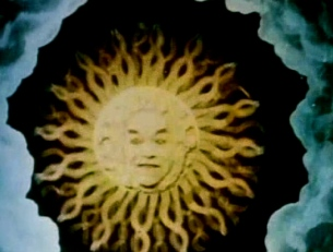 sun and clouds (1904 film. Melies, le voyage/USPD: pub.date, reprod of PD art/Commons.wikimedia.org)