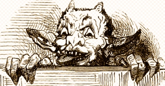 1863. Vampire illustration by Louis Le Breton/USPD.copy of PD art, artist life/Commons.wikimedia.org)
