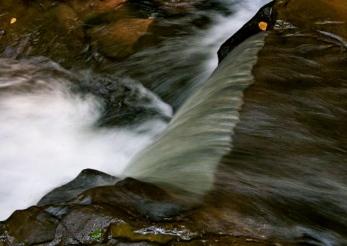 Small waterfall at Ohiopyle. Frank Kovalchek/Commons.wikimedia.org)
