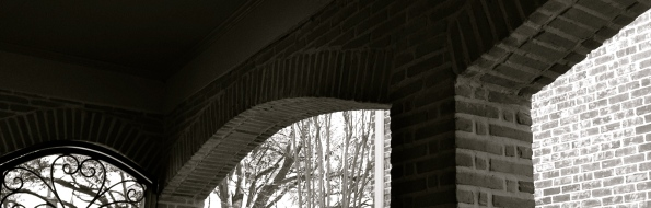 BW three arches. ALL rights reserved. NO permissions granted. Copyrighted