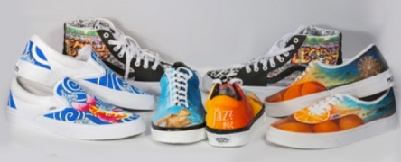 shoe entry group by Northwood HS. IRvine, CA (vanscustomculture.votenow.tv)