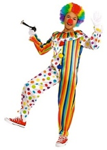 clown costume.(Party City.com)
