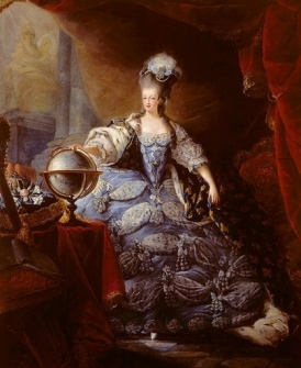 Marie Antoinette. (US PD/smithsonianmag.com)