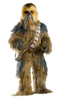 Halloween costume. Star Wars. Chewbacca. (Mens costume-OSF) from Target.com
