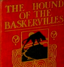 Dog. Hound of Baskervilles cover.(USPD. artist life, pub.date/Commons.wikimedia.org)