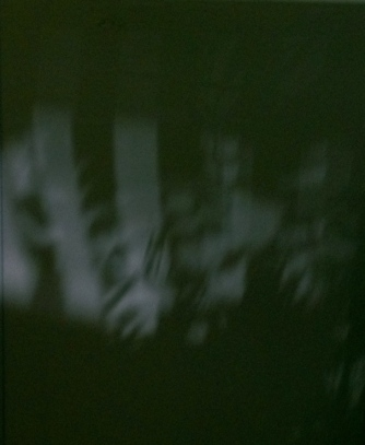 Ghostly image: spooky woman's face in the shadows. ALL rights reserved. NO permissions granted. Copyrighted