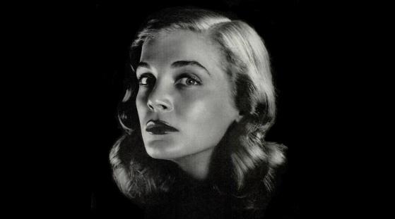 Dramatically lighted actress. Publicity still of Lizabeth Scott. 1945. Life magazine. Phillippe Halsman (USPD/Commons.wikimedia.org)