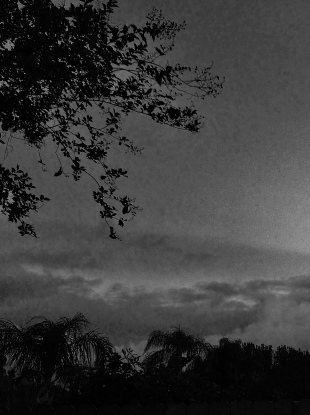 Dark and stormy night. (Image: ALL rights reserved. Copyrighted.NO permissions granted