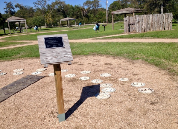 Sundial at Pine Gully park (Image: all rights reserved, copyrighted, NO permissions granted)