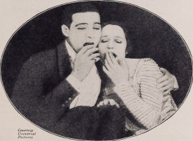 man and woman yawning. (USPD. 1923. Photoplay/ pub.date, artist life/ Commons.wikimedia.org)