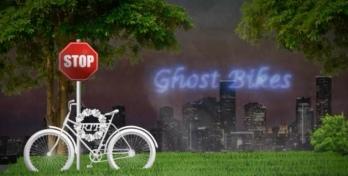 A Ghost Bikes memorial (cw39 screenshot)