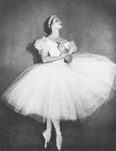 Ballerina Marina Semyonova. 1928 (USPD. pub.date, artist life/Commons.wikimedia.org)