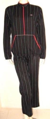 Italian Designer vintage joggin suit (eBAy)