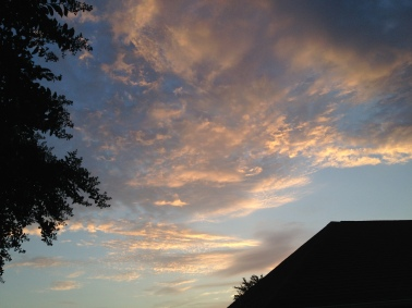 sunrise. July. (© image. all rights reserved, copyrighted, NO persmissions granted)
