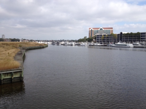 Waterway and marina. (© image. Copyrighted, no permissions granted. All rights reserved)