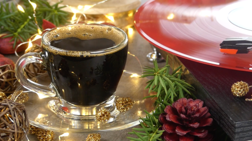 coffee cup. (Screenshot Image/You Tube)